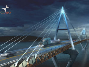 Past Projects - Deh Cho Bridge