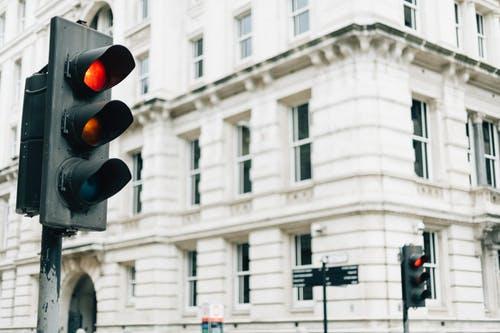 Traffic Lights In Flash